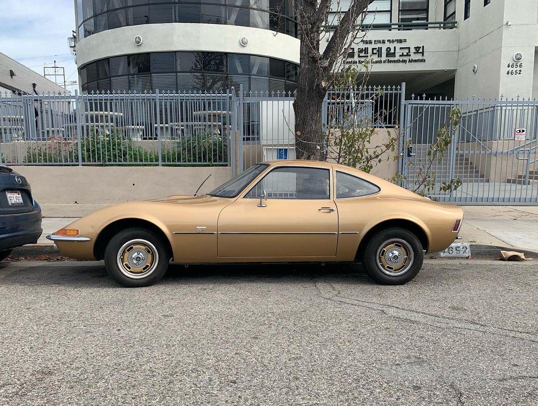 Opel GT 1969