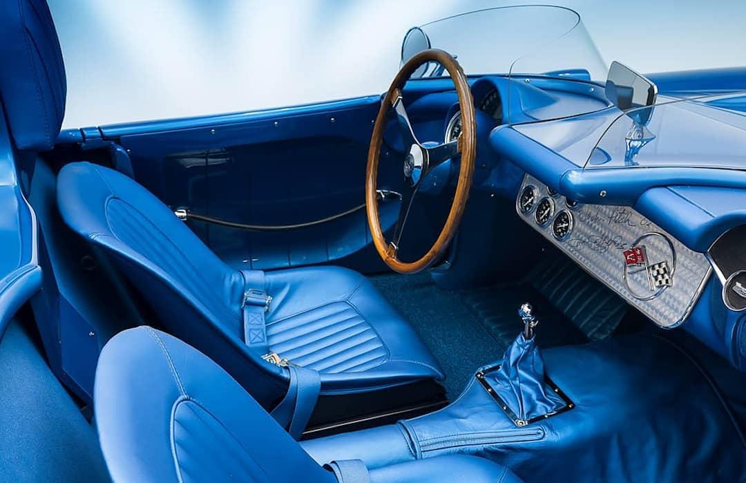 Chevrolet Corvette SR-2 1956
