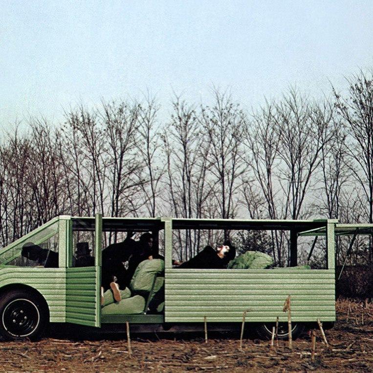 Citroën Kar-A-Sutra 1972