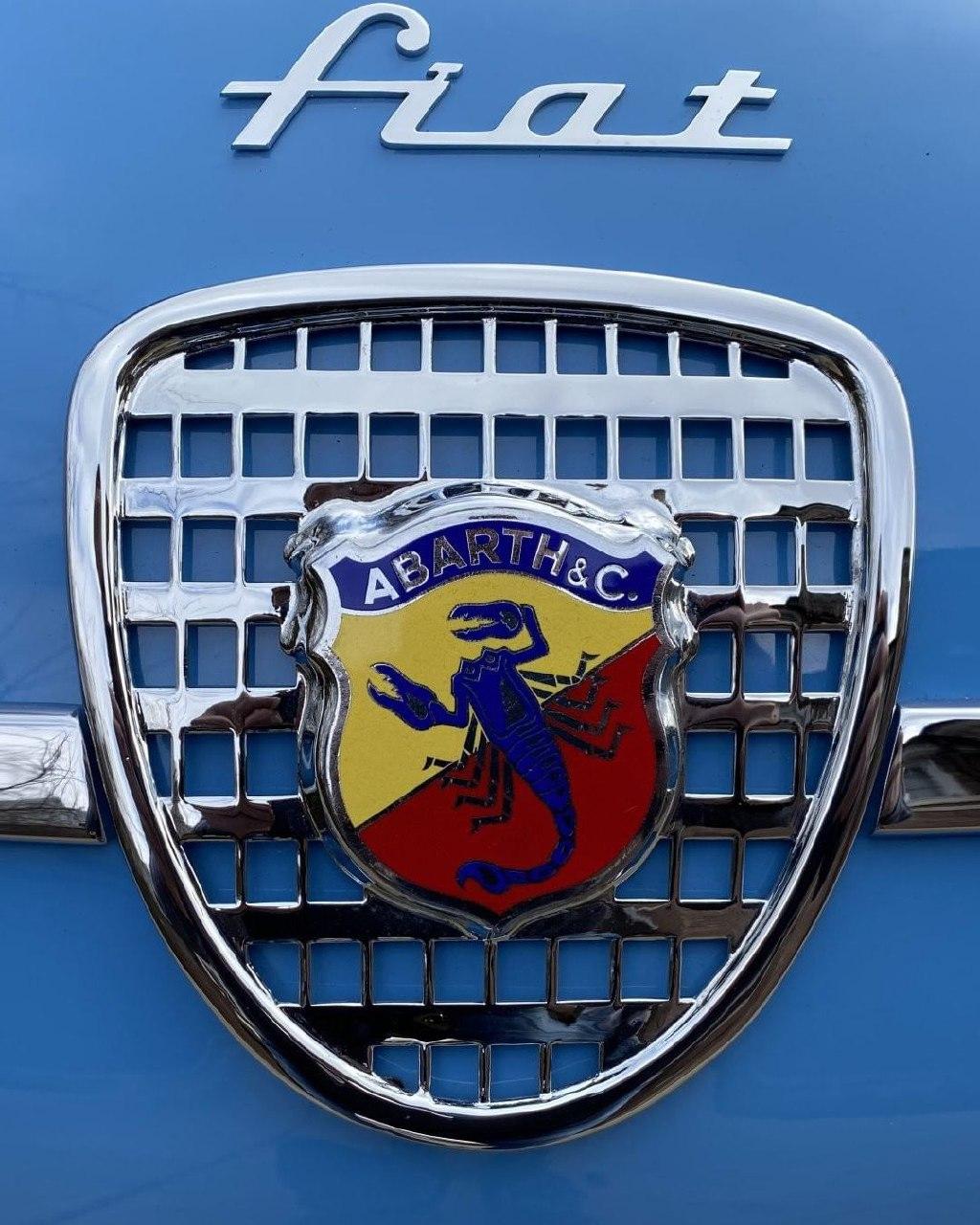 Fiat-Abarth Record Monza Zagato 1959