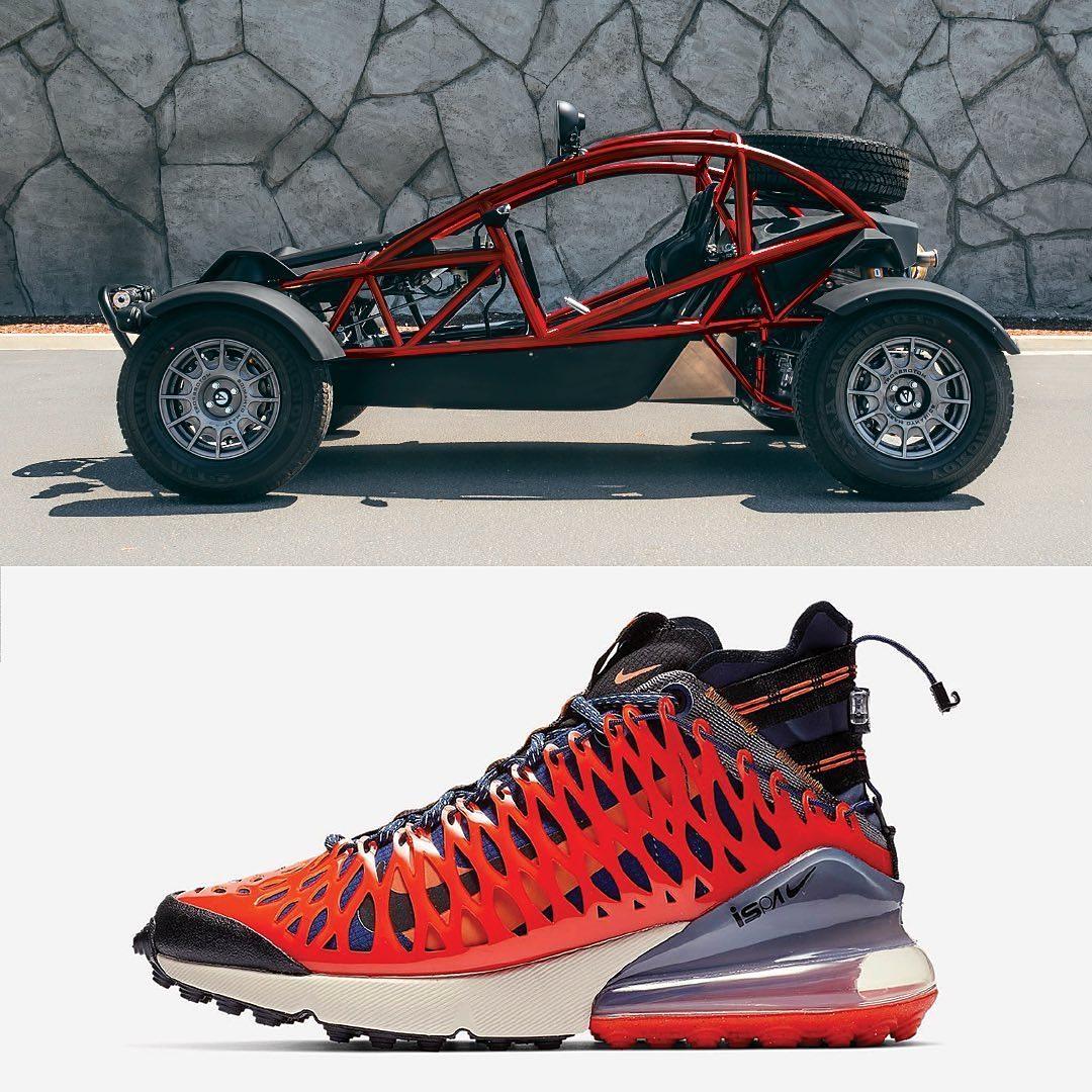 Вариации от Nike