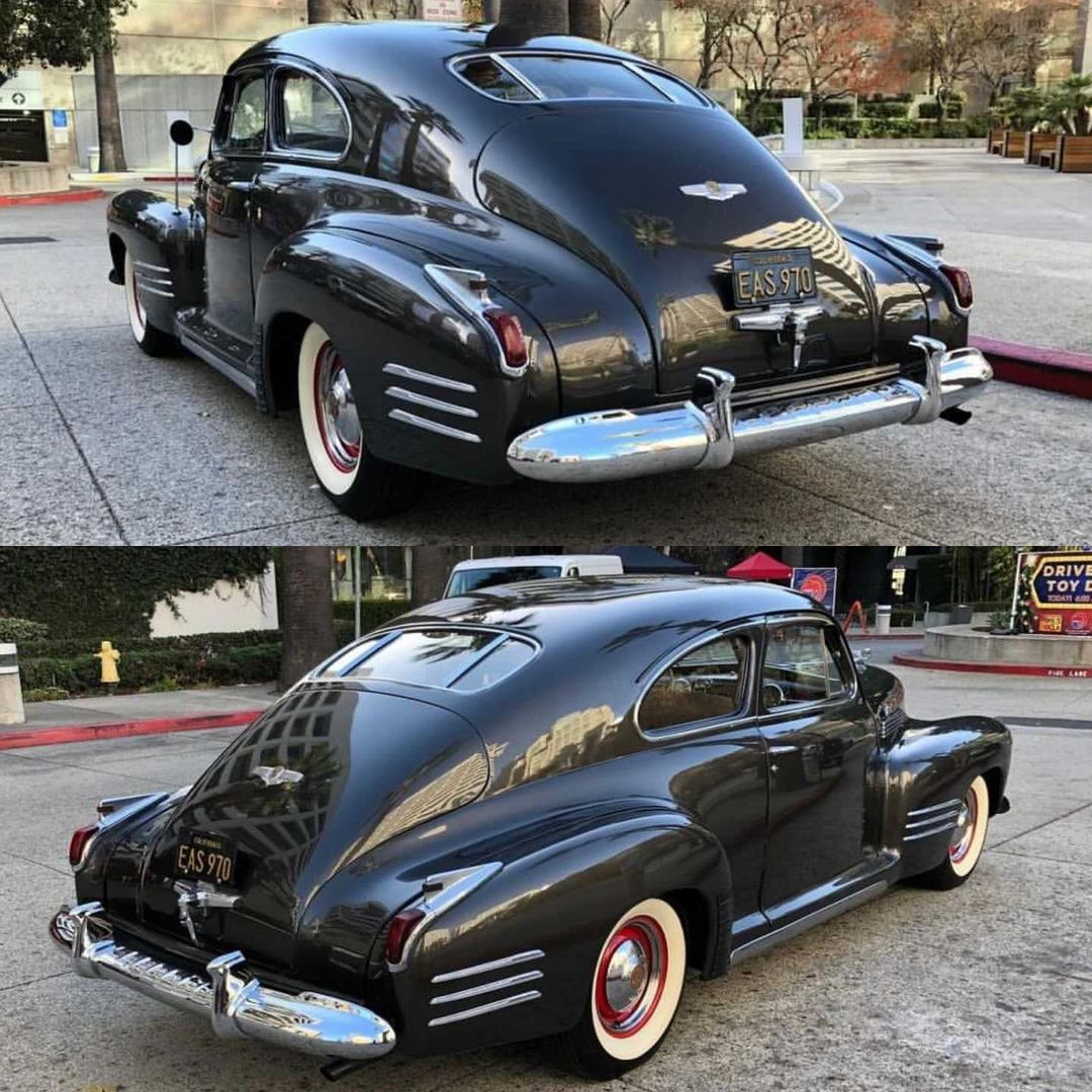 Cadillac Series 61 Fastback Coupe 1941