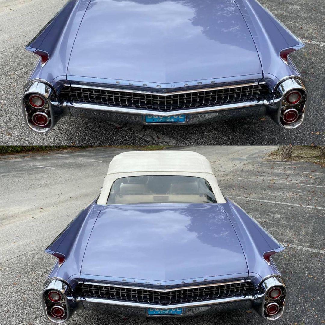 Cadillac Eldorado Biarritz Convertible 1960