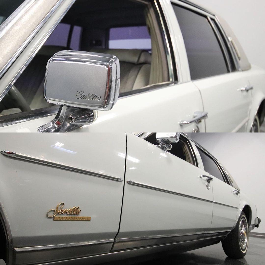 Cadillac Seville 1979