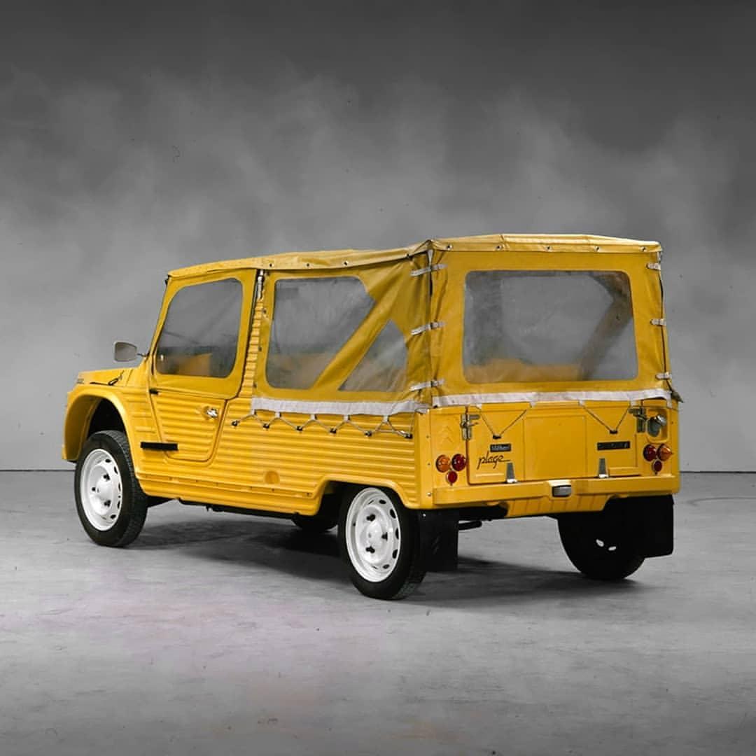 Citroën Mehari 1968-1987