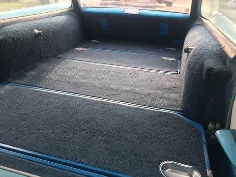 1957 Plymouth Savoy Custom Suburban