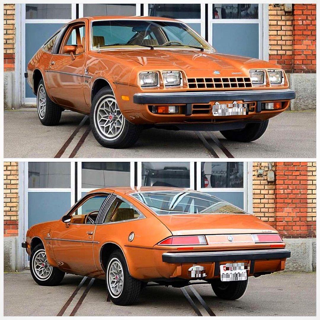 (1975–1980) 1978 Buick Skyhawk .