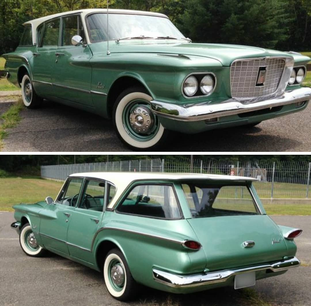 1960 Plymouth Valiant SW