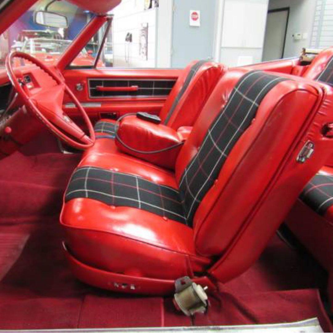 1968 Cadillac Convertible