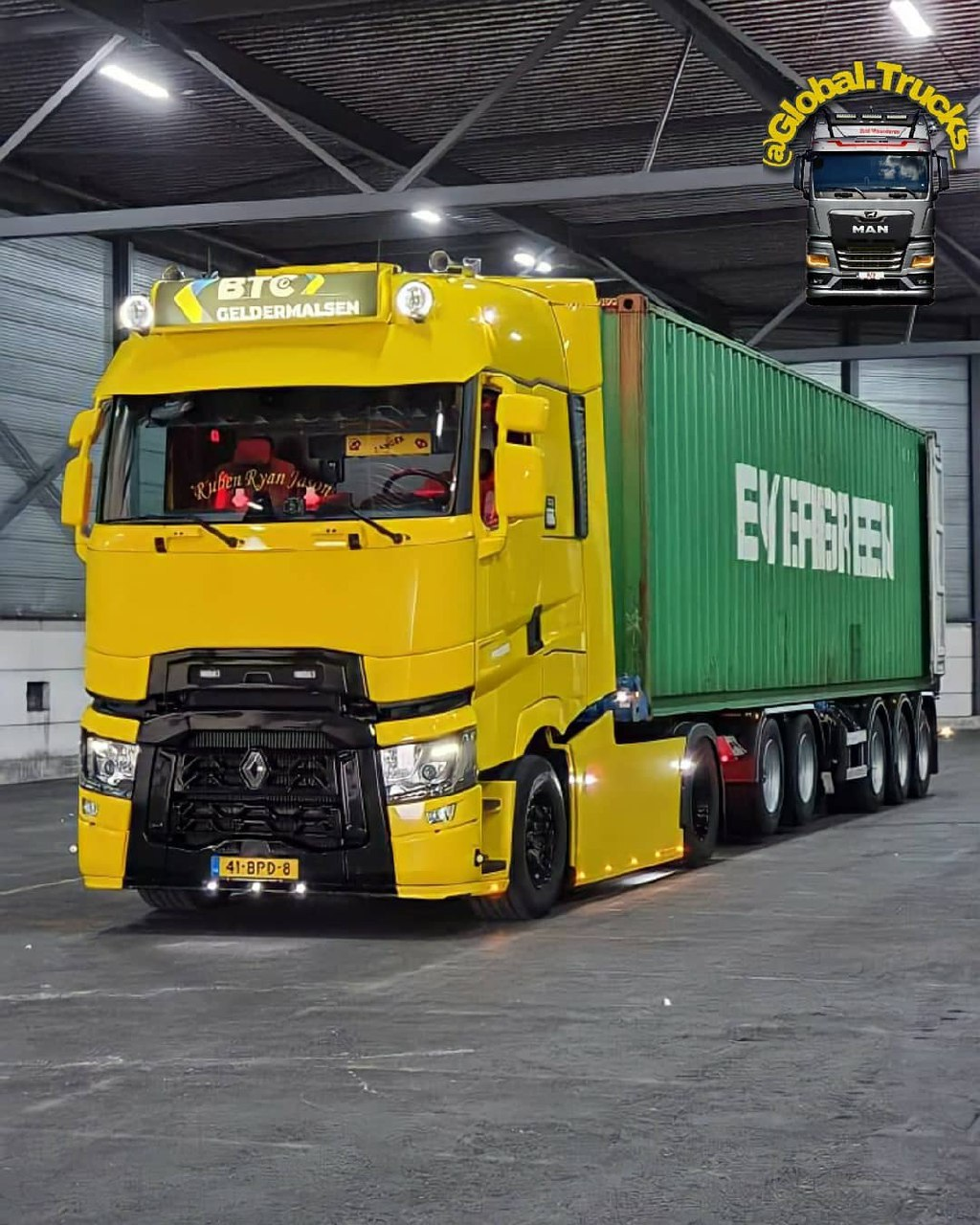 Renault T-High 520