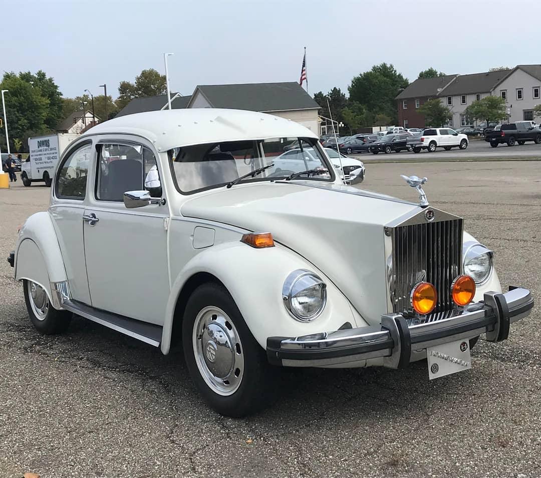 VW beatle (Rolls Royce Kit)