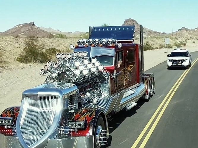 Немного безумных авто