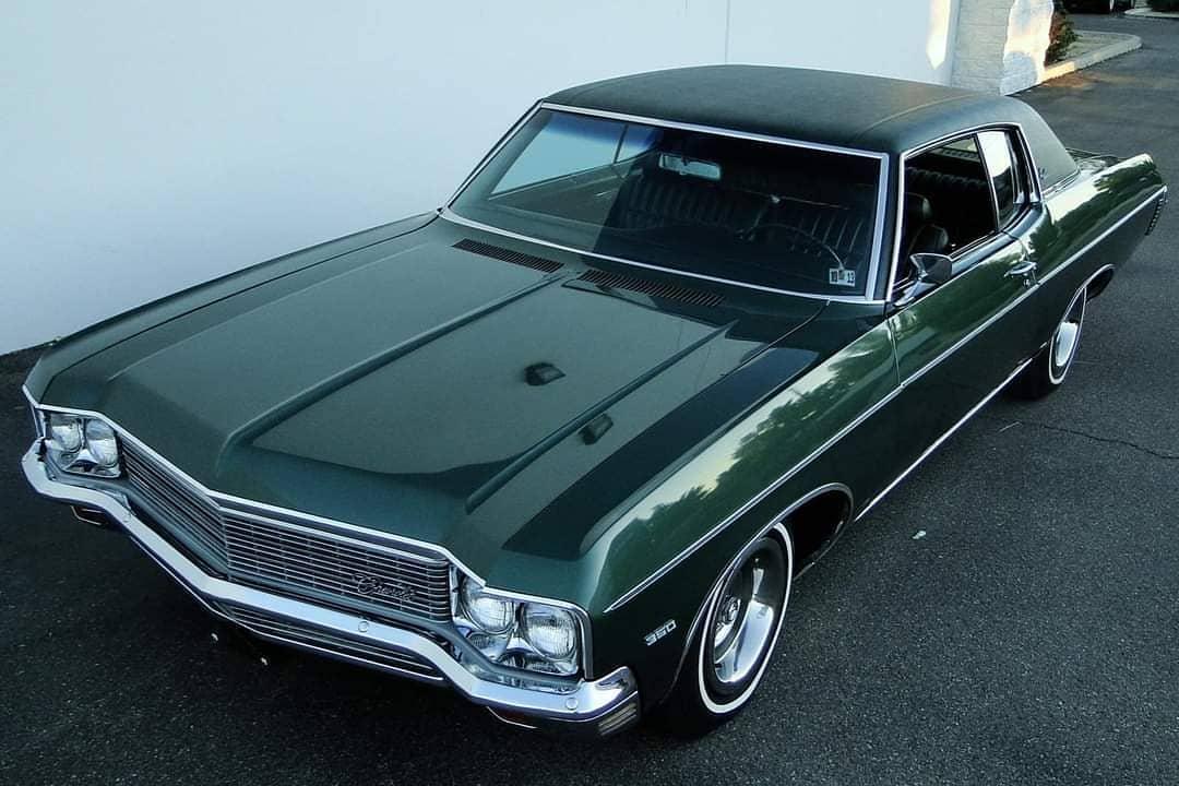 1970 Chevrolet Impala Custom Coupé