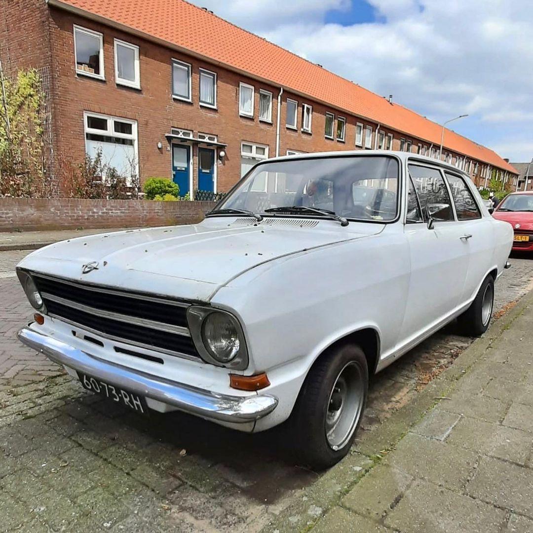 1971 Opel Kadett