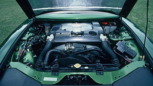 1992 Nissan AP-X