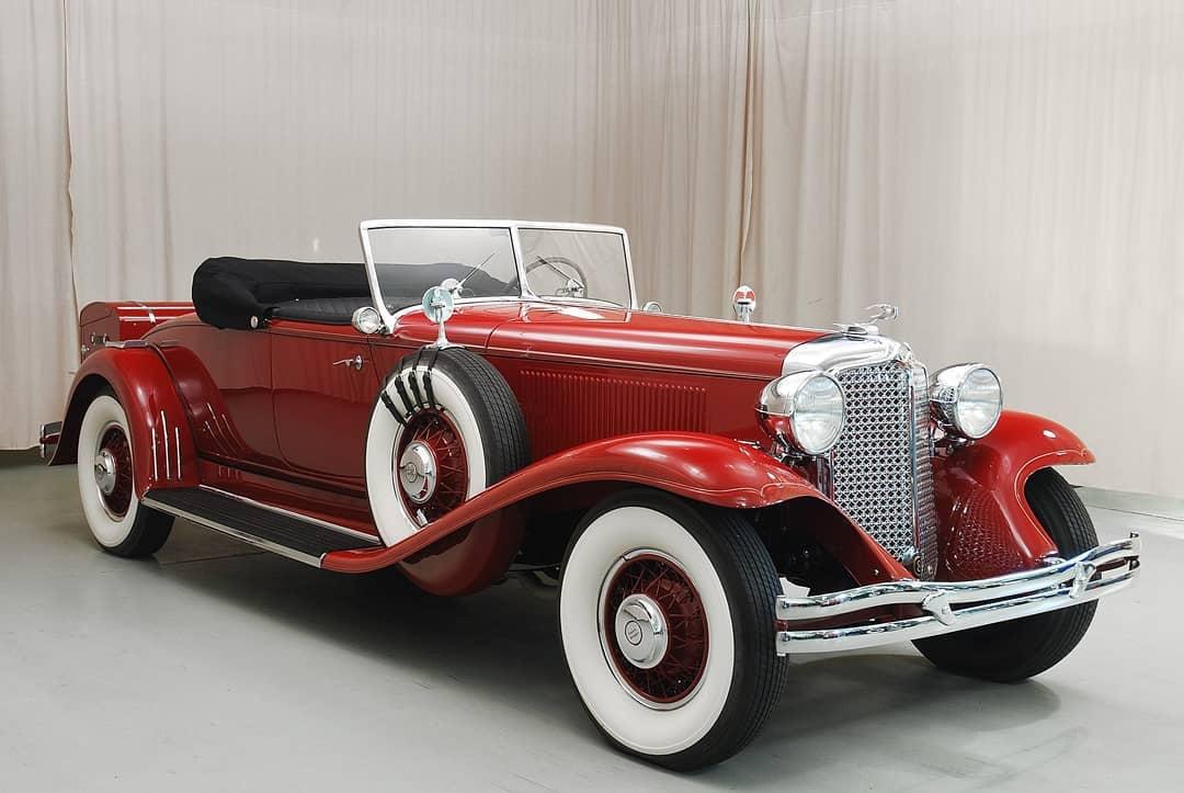 1931 CHRYSLER CG IMPERIAL ROADSTER