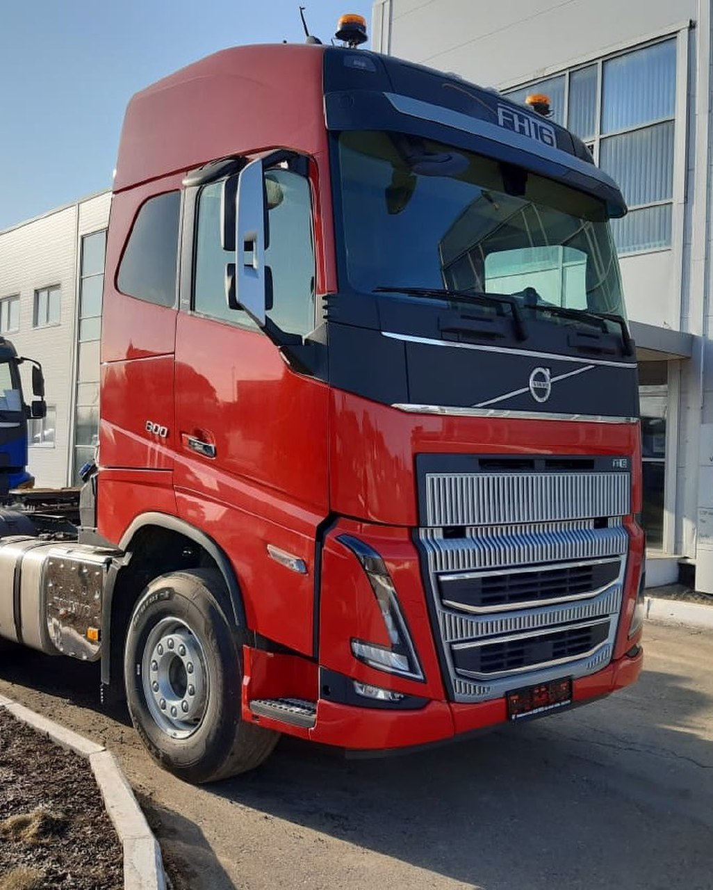 Volvo FH16 600 л.с.