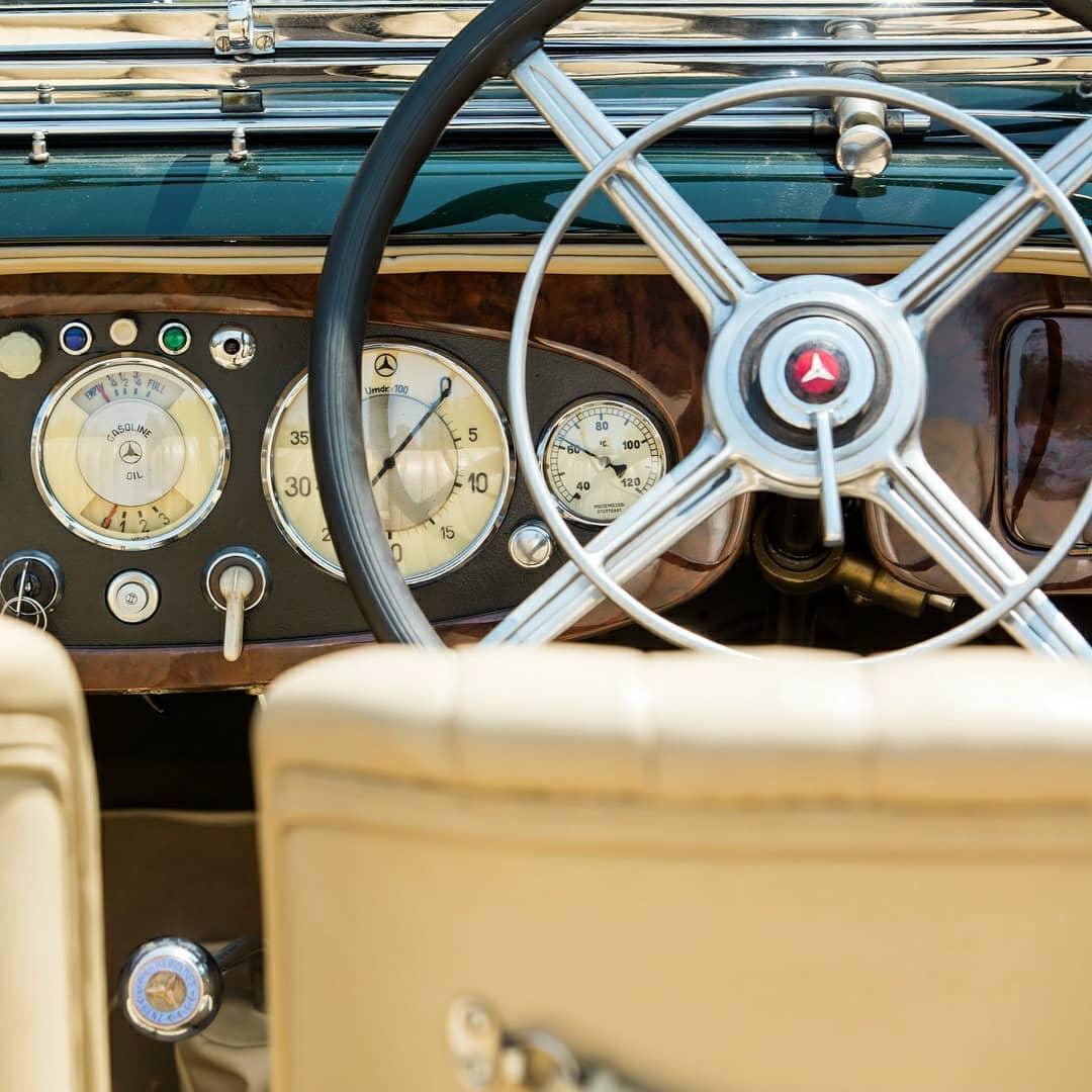 Mercedes-Benz 500K Tourer by Mayfair (W29) '1934