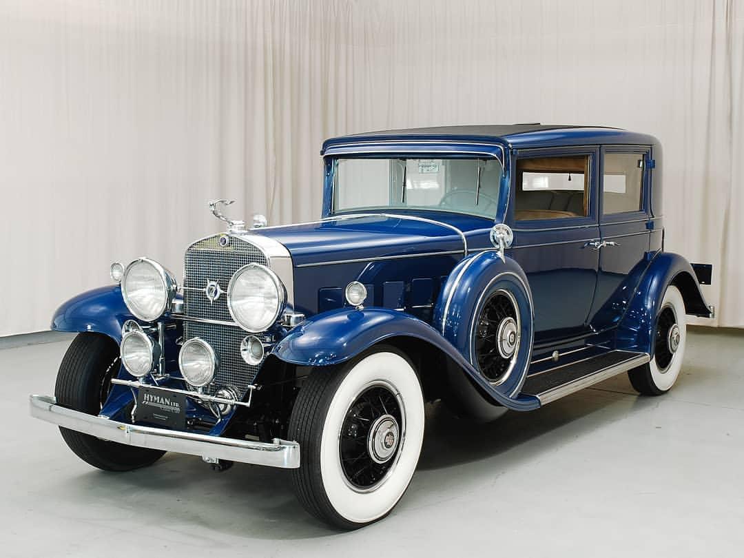 1931 CADILLAC V12 COUPE