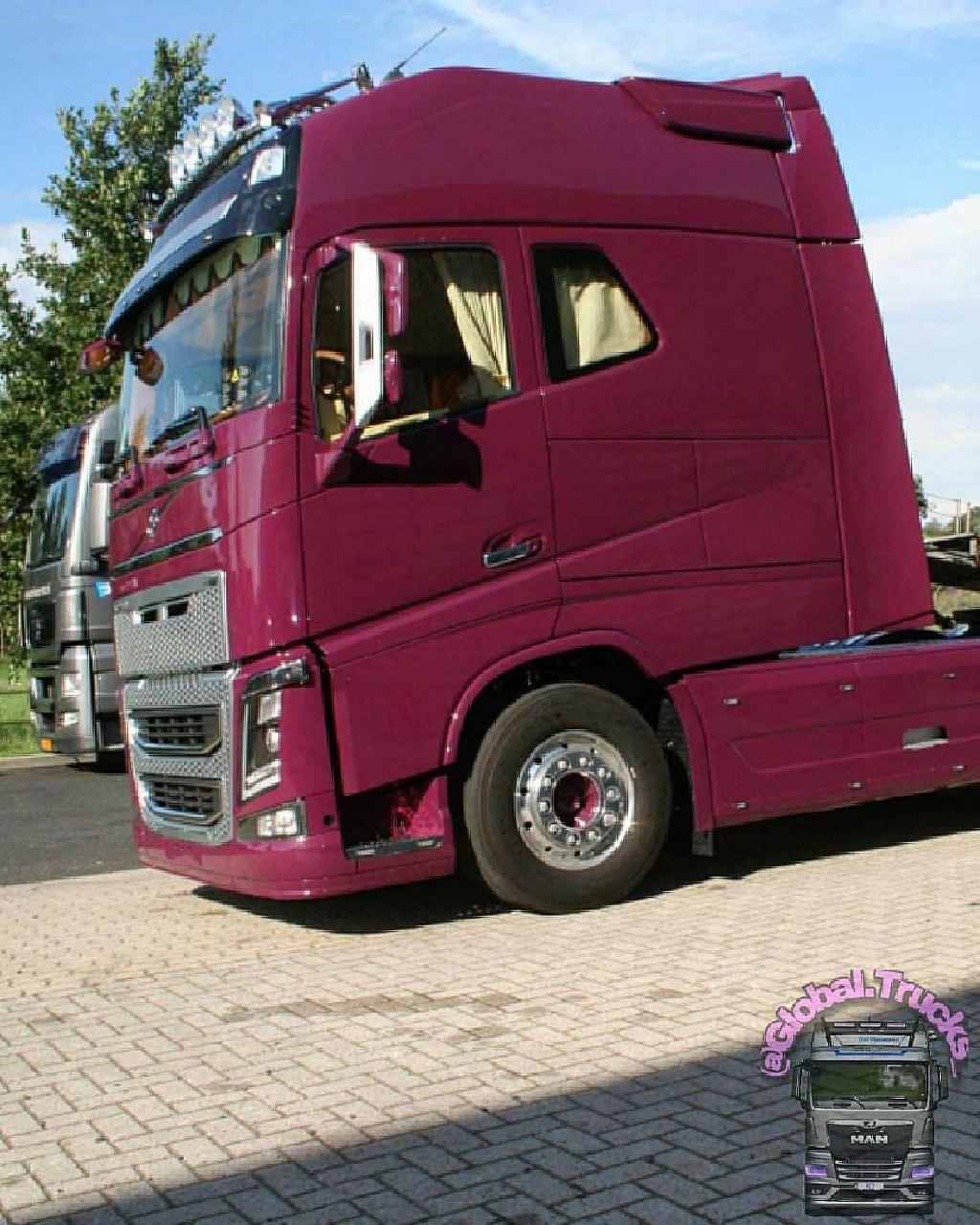 Volvo FH750 Longline