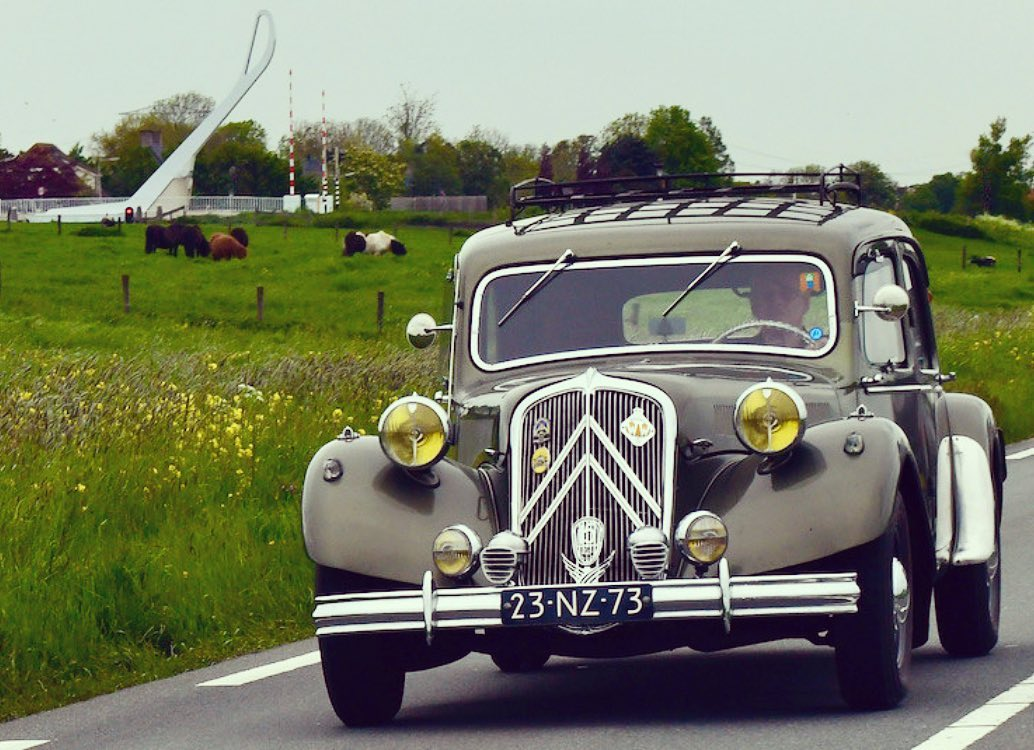 Citroën 15CV