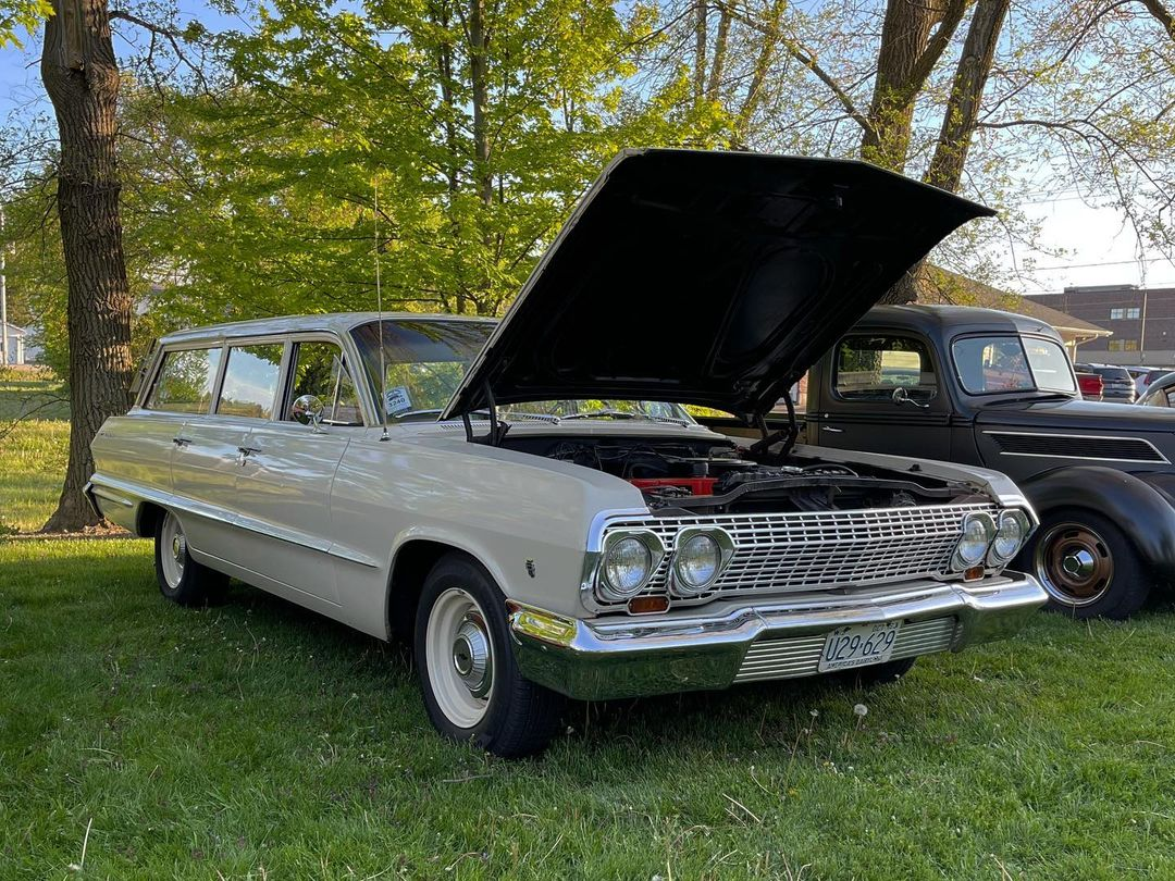 1963 Chevrolet Bel Air Wagon