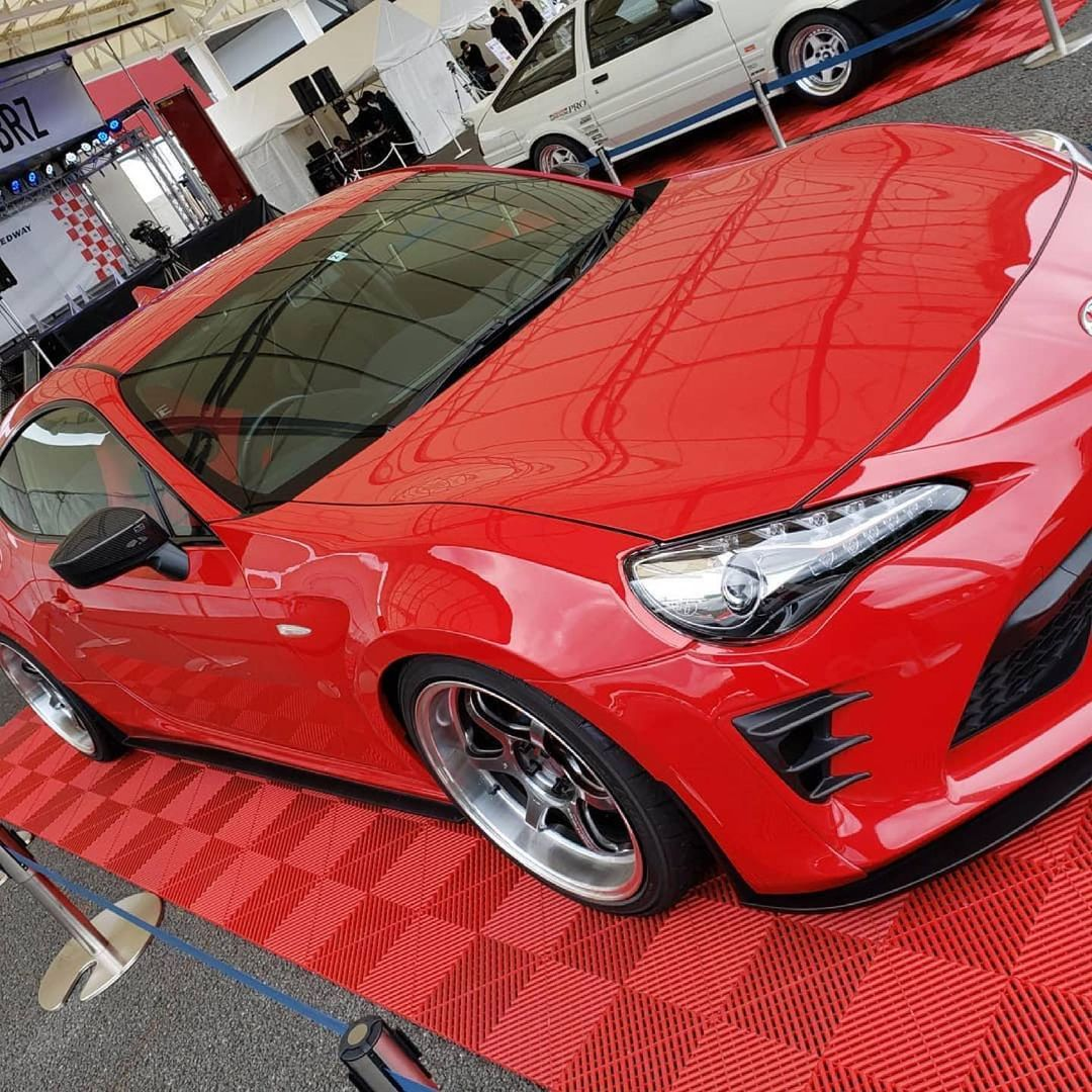 FUJI 86 STYLE with BRZ 2021