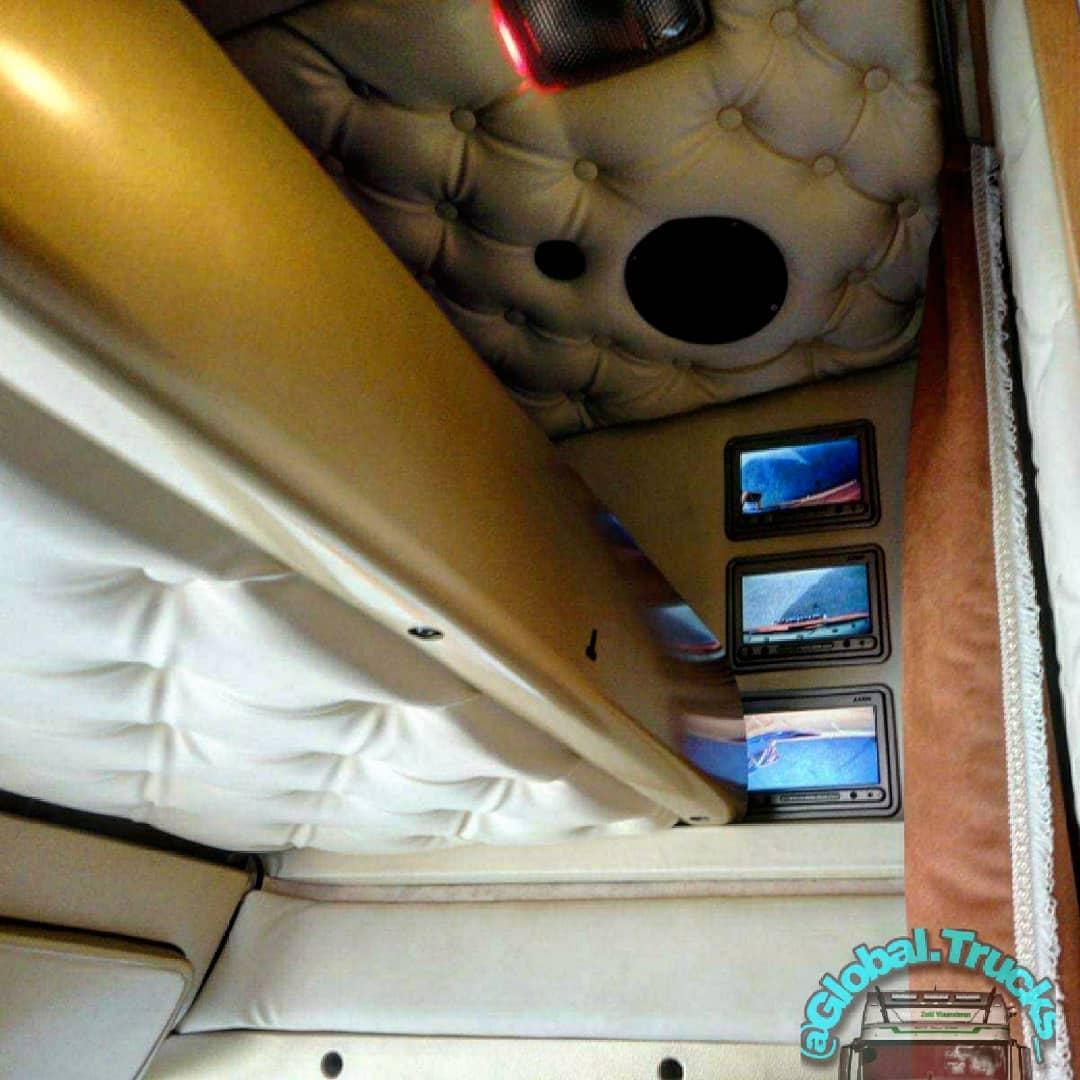 Scania R620 - LongLine cab