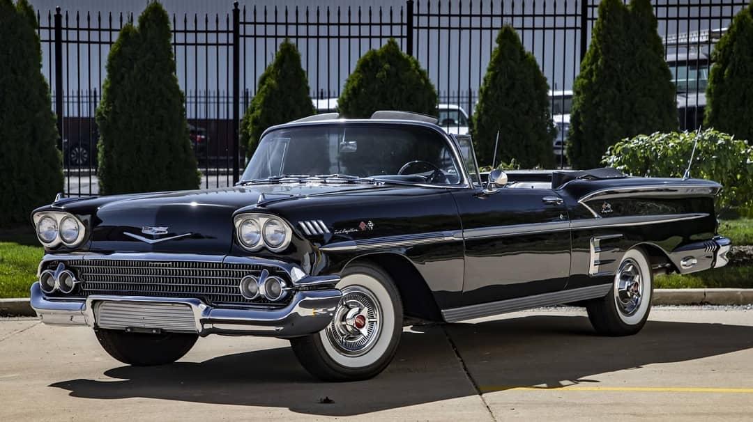 Chevrolet Impala Convertible 1958