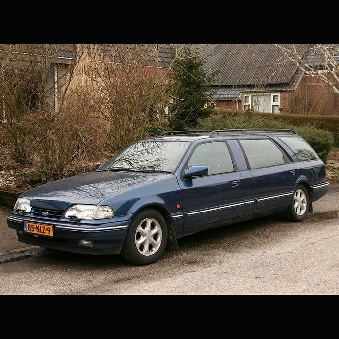 Coleman Milne Windsor based on Ford Scorpio Estate 1992