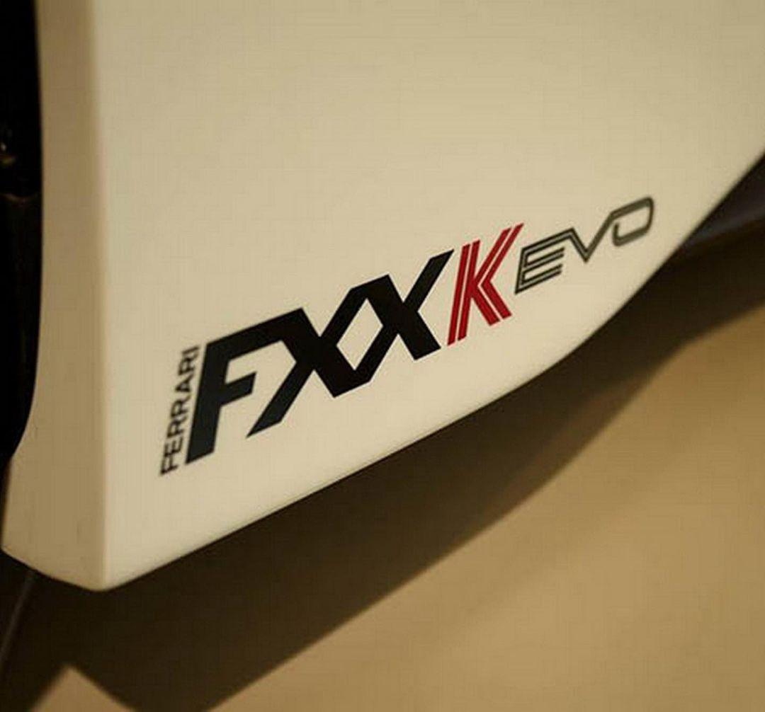 2017 Ferrari FXX-K Evo