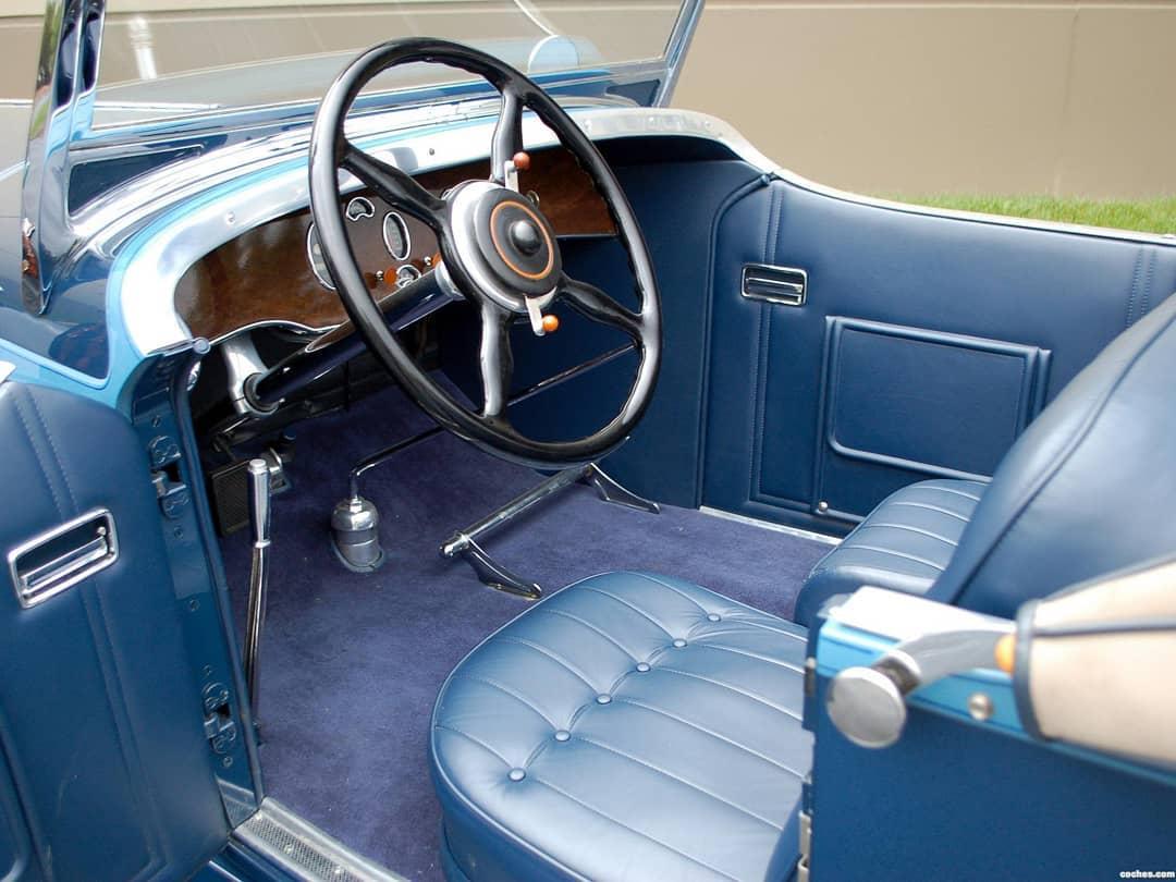 Packard Speedster Eight Boattail Roadster 1930