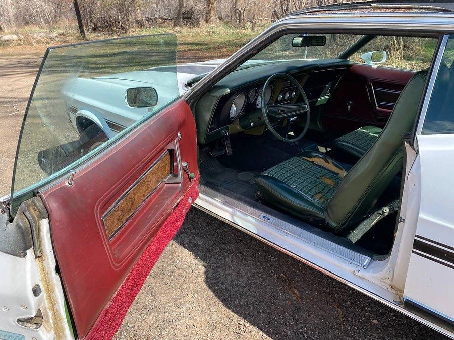 1971 Ford Mustang Grandé