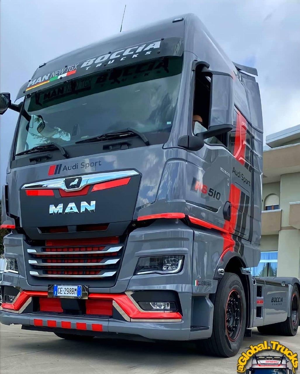 MAN-TGX 510