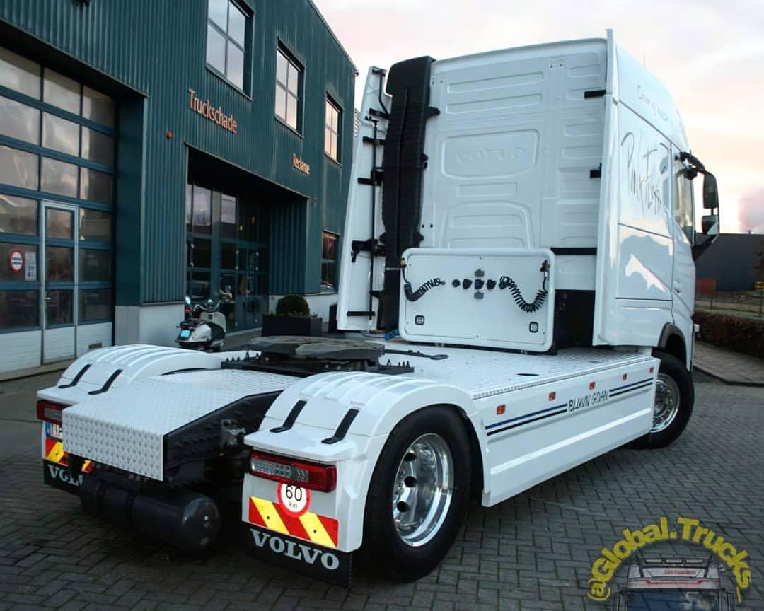 Volvo FH 540hp - LongLine
