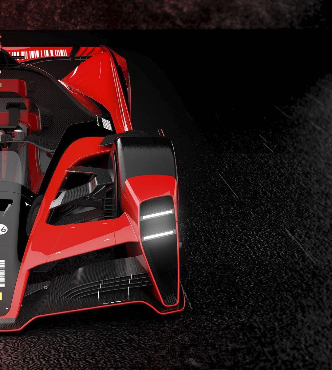 Ferrari VXX-12 Concept