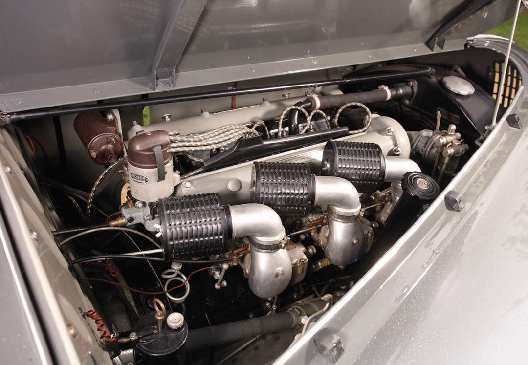 Alfa Romeo 6C 2500 ex Count Rossi