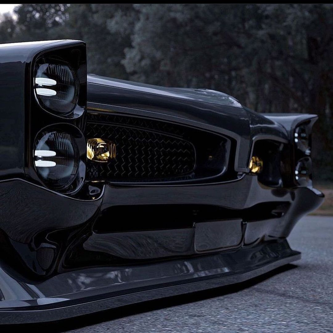 Widebody Pontiac GTO