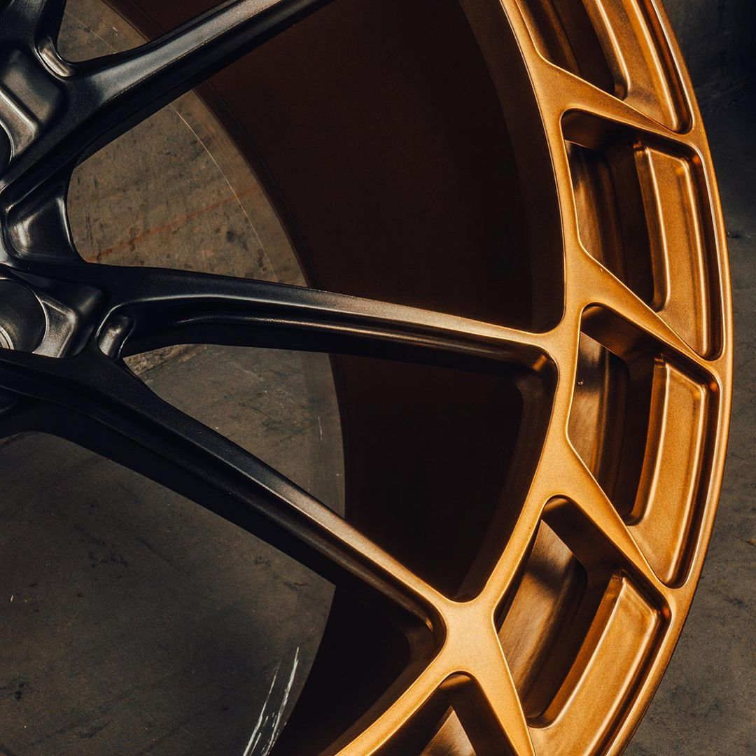 AG Wheels Ombré SRX01