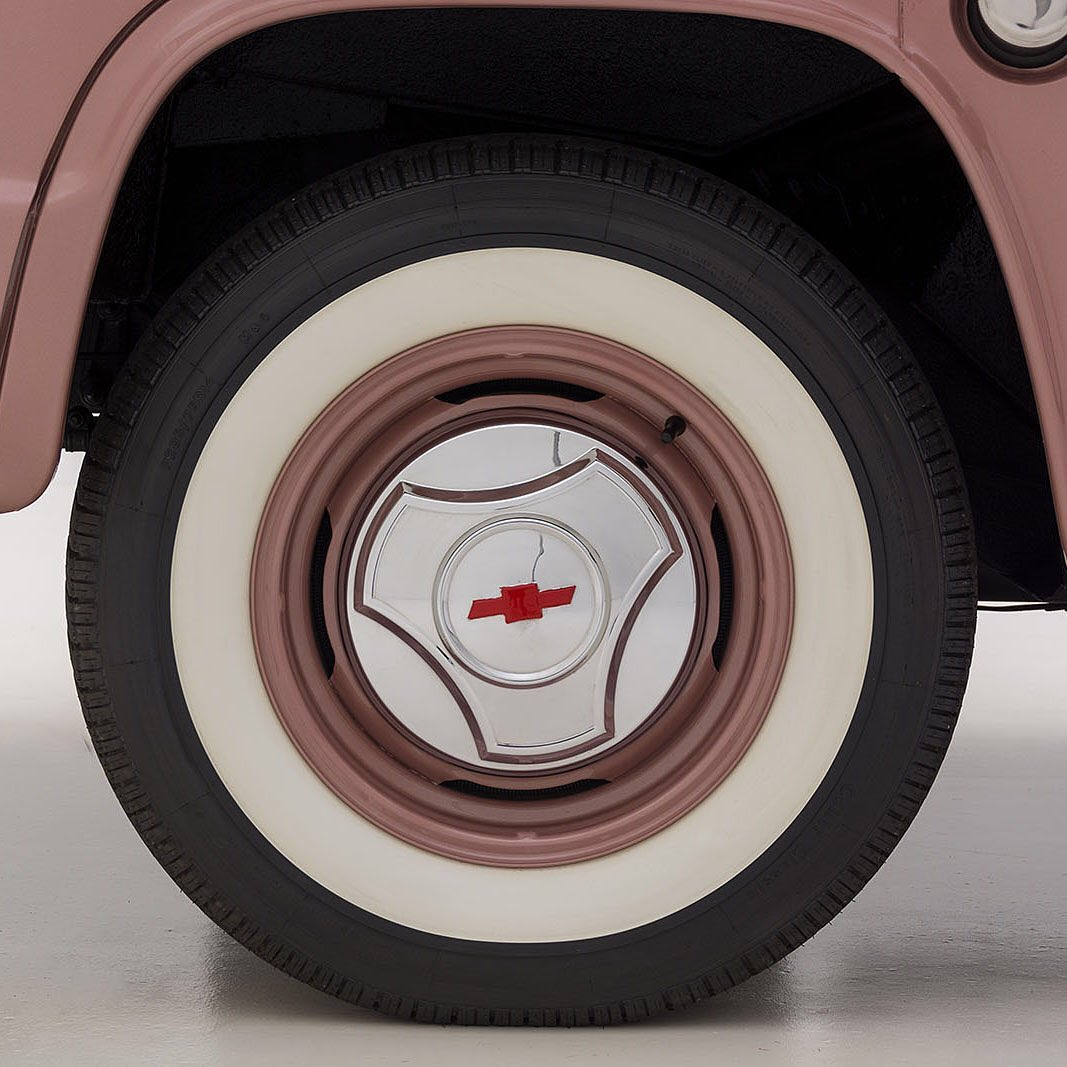 1961 Chevrolet Corvair Rampside Pickup