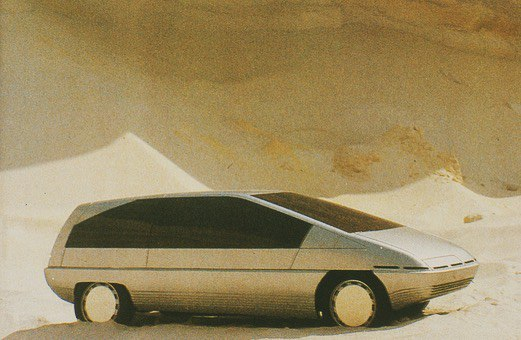 1981 Citroën Xenia