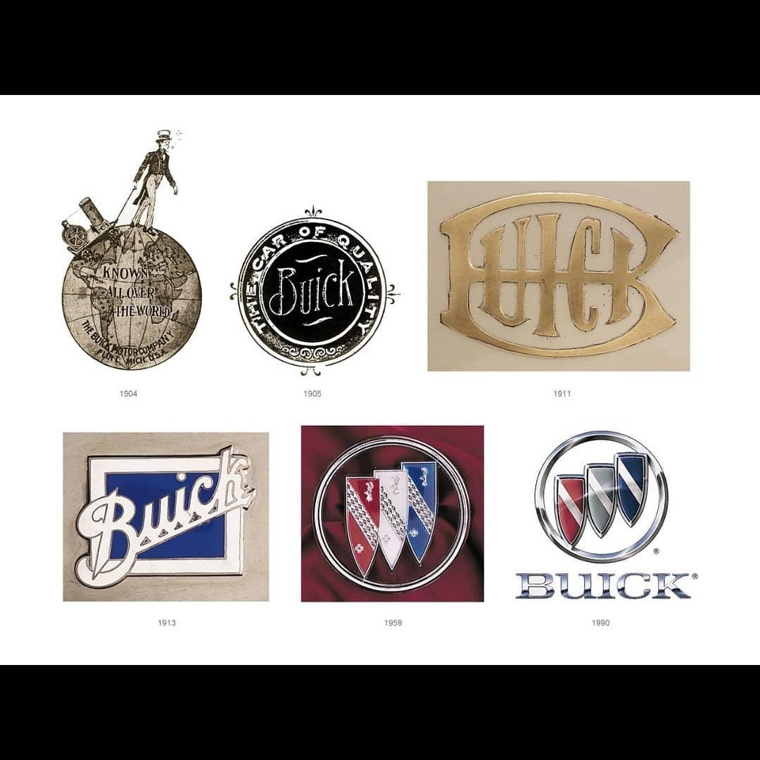 Эволюция логотипов знаменитых автобрендов. Раньше было лучше?!