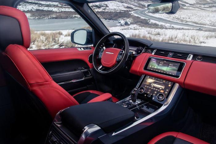 Range Rover Sport HST-2019